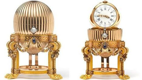 Scrap dealer's bargain turns out to be Faberge egg worth millions | Troy West's Radio Show Prep | Scoop.it