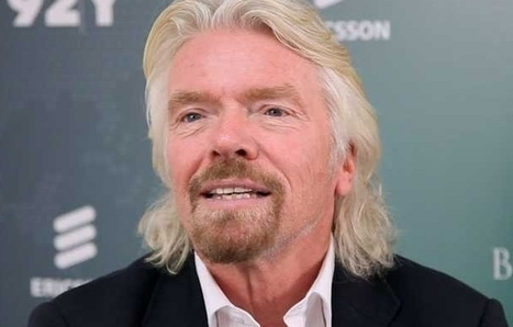 Richard Branson on Embracing Failure | Leadership Advice & Tips | Scoop.it