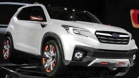 2018 subaru ascent specs. exellent subaru 2018 subaru ascent specs 7 news price release date leaked throughout subaru ascent specs