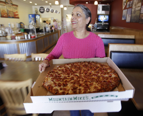 Pizza reduces cancer risk: study | Guys, Dads, Husbands, Sons | Scoop.it