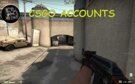 How Buying CSGO Accounts Ensure the best Gaming...