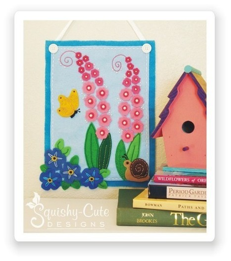 Easy Sewing Projects Garden Banner - Stuffed Animal Sewing Patterns: Squishy-Cute Designs | Easy Sewing Projects for Kids | Scoop.it
