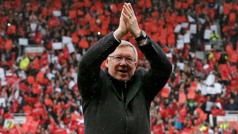 Manchester road named after Sir Alex Ferguson | Mainstream Sports | Scoop.it