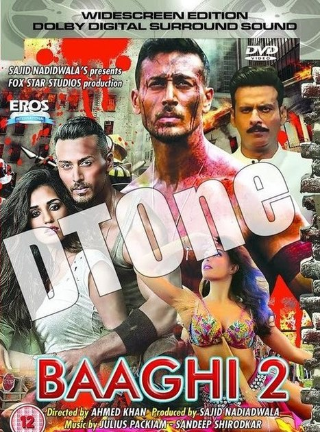 Baaghi 2 In Hindi 720p