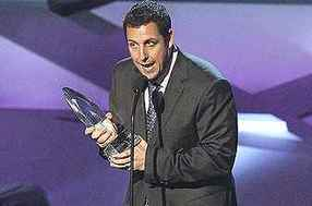 Adam Sandler up for record Razzies hattrick - Hindustan Times | CLOVER ENTERPRISES ''THE ENTERTAINMENT OF CHOICE'' | Scoop.it