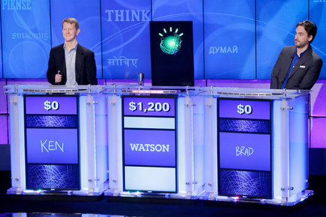 Next Target for IBM's Watson? Third-Grade Math | Computational Tinkering | Scoop.it