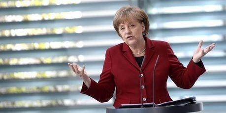 Merkel croit possible un partenariat stable avec Hollande   ECONOMIE ET POLITIQUE   Scoop.it