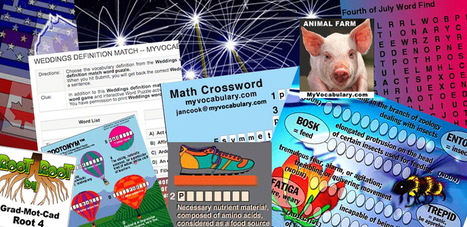 Vocabulary, Vocabulary Games - www.myvocabulary.com   Online stuff for the class   Scoop.it