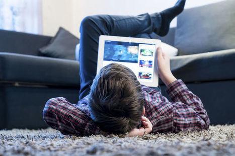 'Geef het goede voorbeeld en toon interesse, dan moet je je kind online niet bespioneren' | Mediawijsheid en ouders | Scoop.it