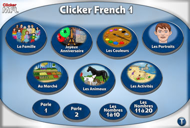 Clicker MFL and new National Curriculum requirements  | The Spectronics Blog | Learning Support Technologies | Scoop.it
