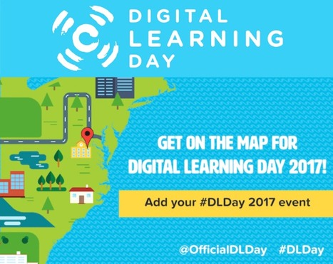 Now's the Time to Plan for Digital Learning Day | Education Today and Tomorrow | Scoop.it