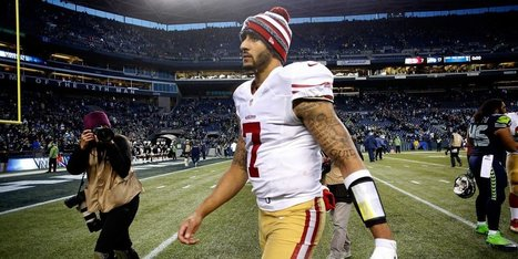 Colin Kaepernick's 'Record' $126 Million Contract Was A Complete Sham | TheBottomlineNow | Scoop.it