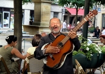 Allemagne: les musiciens de rue tapent sur le système | Allemagne | Scoop.it
