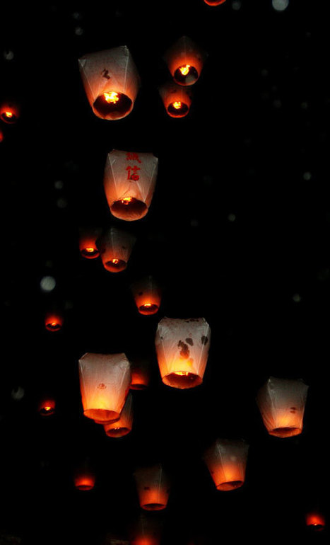 A Beautiful Collection of Sky Lantern Photos | Everything Photographic | Scoop.it