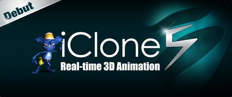 iClone5 - CTA -CrazyTalk Animator - iPhone or iPad tools | Explainers | Scoop.it