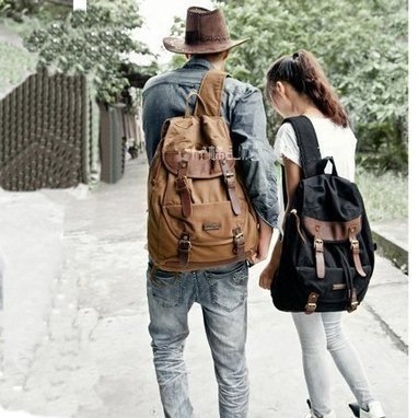 Best canvas backpack for lover | Womens fashion | Scoop.it