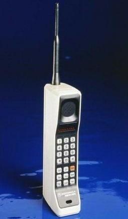 I 40 anni della prima telefonata da cellulare: l'evoluzione (infinita) della specie - Repubblica.it   Teaching and Learning English through Technology   Scoop.it