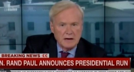 Chris Matthews explodes at MSNBC: Quit putting 'goddamn' right-wing ads on for free | Daily Crew | Scoop.it