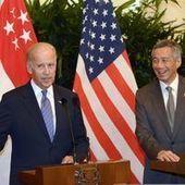 Joe Biden appelle à l'apaisement en mer de Chine - Le Monde | Mer de Chine | Scoop.it