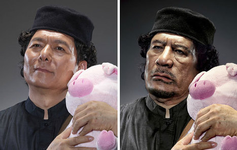 Creepy Portraits Of Infamous World Leaders Cuddling With Stuffed Animals | 16s3d: Bestioles, opinions & pétitions | Scoop.it