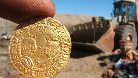 500 year-old shipwreck loaded with gold found in Namibian desert | Fox News | History 2[+or less 3].0 | Scoop.it