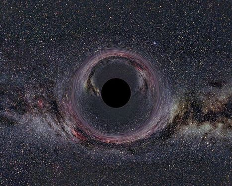 Wormholes May Save Physics from Black Hole Infernos | Observations, Scientific American Blog Network | Quantum Physics | Scoop.it