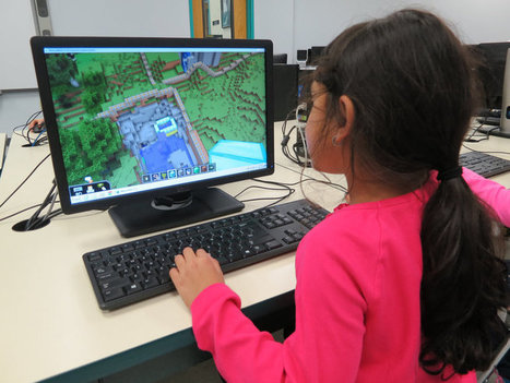 Minecraft Stars in STEM Classes Where Learning Means Playing | Using Technology to Transform Learning | Scoop.it