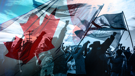 """#IdleNoMore, Defenders of the Land form alliance, call for """"Sovereignty Summer"""" 
