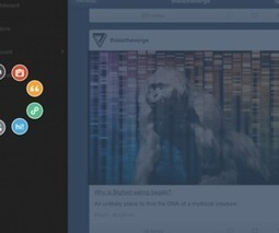 Tumblr launches its long-awaited app for iPad | iPad Apps for Education | Scoop.it