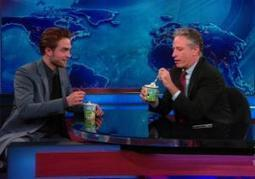 Robert Pattinson in good spirits as he gets breakup advice, consoled by ice ... - New York Daily News   The Twilight Saga   Scoop.it