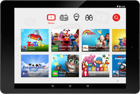 "Hands On With ""YouTube Kids,"" Google's Newly Launched, Child-Friendly YouTube App 