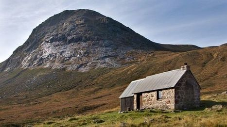Plea to keep mountain bothies free of rubbish - BBC News | Sustainable Tourism | Scoop.it