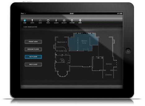 DemoPad, une solution de télécommande universelle sur iPad très complète | inalia | Scoop.it