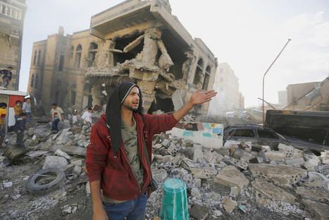 Dans l'indifférence, le Yémen s'enfonce dans le chaos | Géopoli | Scoop.it