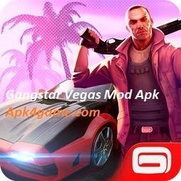 Gangstar Vegas Mod Apk + Data Unlimited Money D