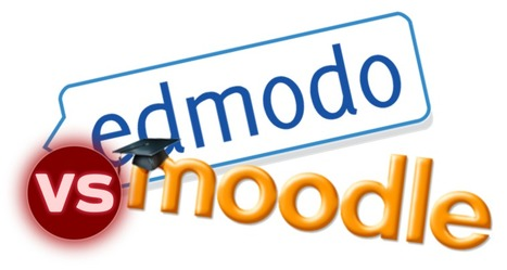 Edmodo y Moodle: ¿En qué se diferencian? | Education Library and More | Scoop.it