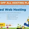 Hostgator Black Friday Deals -Web Hosting 80% Discount.