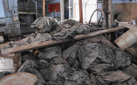 Second radioactive oil waste site found in North Dakota | Al Jazeera America | UNITED CRUSADERS AGAINST ISLAMIFICATION OF THE WEST | Scoop.it