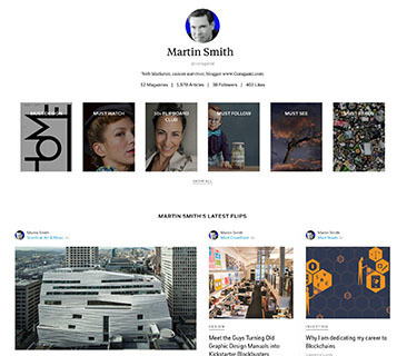 Martin Smith, Scenttrail Marketing & Curagami on Flipboard | Social Marketing Revolution | Scoop.it