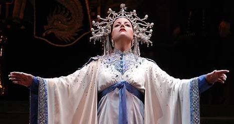 Lise Lindstrom Makes her La Scala Debut and Breaks Turandot's Mold | OperaMania | Scoop.it