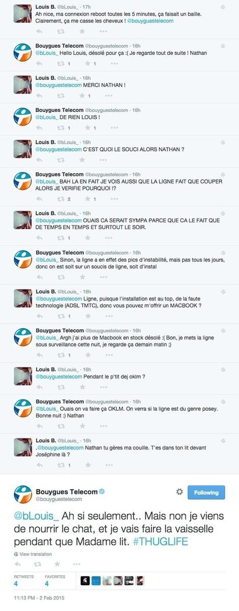 Top 20 des meilleurs Tweets des Community Managers - YubiGeek | #C.M | Scoop.it