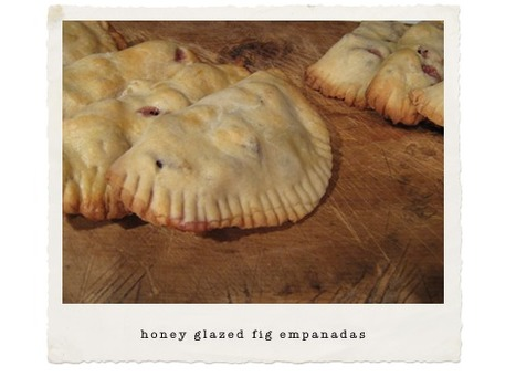 Honey Glazed Fig Empanadas | ¿Vege-Que? Healthy Recipes and Resources | Scoop.it