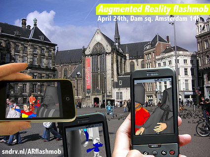 Future of Educational Technology 3: Augmented Reality and ELT | Sharing online to enrich learning | Scoop.it