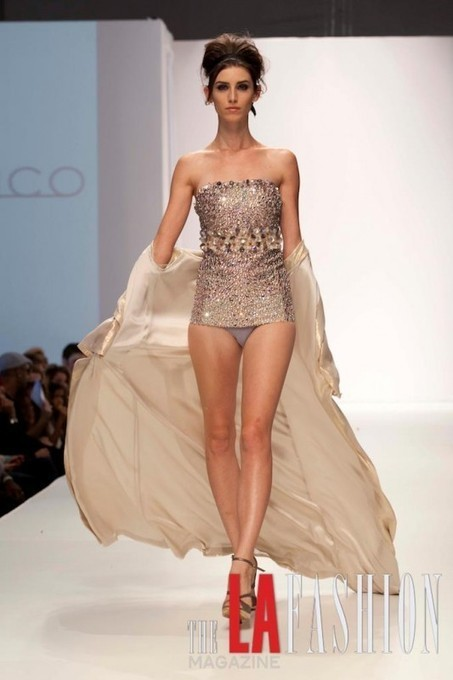 The last day of LA Fashion Week ends with major style! | THE LOS ANGELES FASHION | Best of the Los Angeles Fashion | Scoop.it