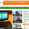 Resizable WordPress Breaking News Theme