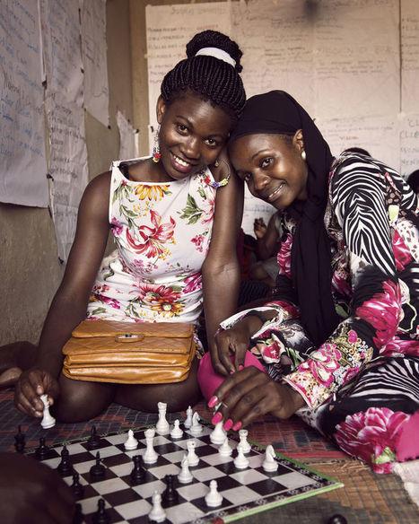 Les femmes africaines, une chance inexplorée | Afrique, une terre forte et en devenir... mais secouée encore par ses vieux démons | Scoop.it