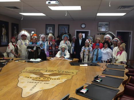 Native American Council offers amnesty to 220 million undocumented whites | Soceity & Culture | Scoop.it