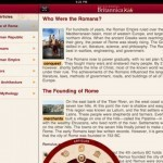 Learn History with Britannica Kids Ancient Rome | Educational Apps and Beyond | Scoop.it