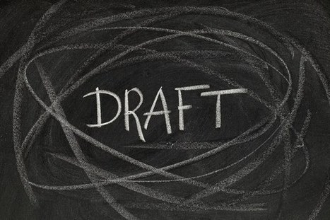 7 Ways to Jump-start Your Work with a Rough Draft | Productivity - fighting the chaos | Scoop.it
