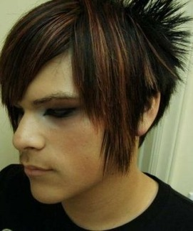 Wild and Cool Short Emo Hairstyles for Boys   Hair Summary   Hairstyle   Scoop.it